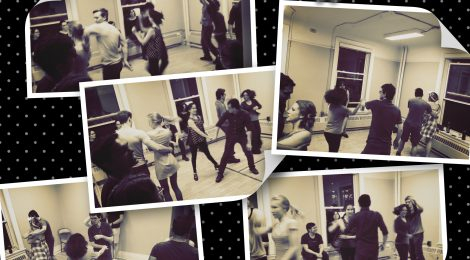 Modern Jive Every Monday, 7:30 pm @ Sussex Court!